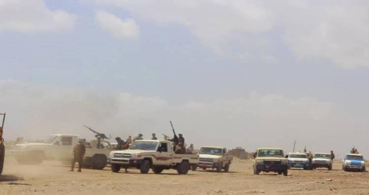 حملة ضخمة لإزالة العشوائيات في المنطقة الحرة (بئر فضل)  بالصور