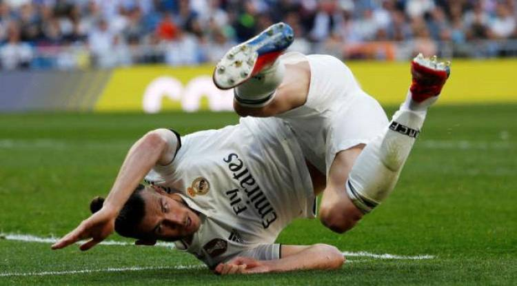 """غاريث بيل """"الشبح"""" يعجل برحيله عن ريال مدريد"""