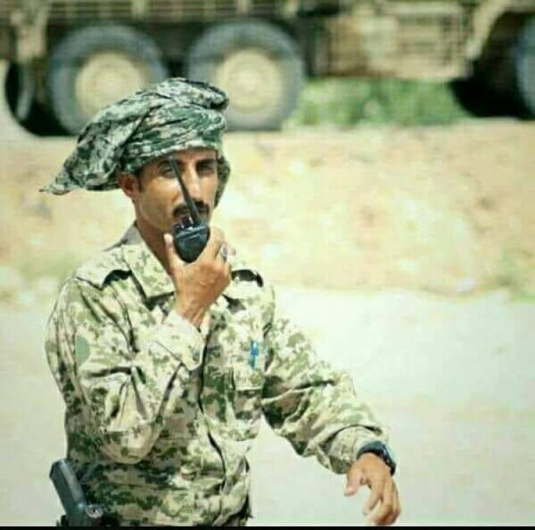 المقدم محمد سالم البوحر يبارك الثقة للأستاذ سالم ثابت العولقي