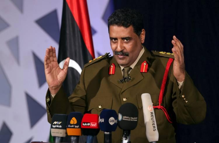 الجيش الليبي يتهم تركيا بتسليم طائرات بدون طيار للمليشيات