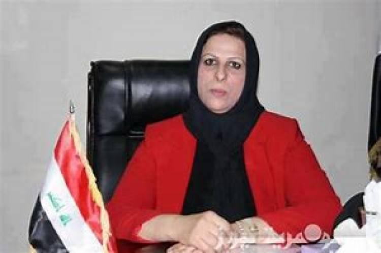 برلمانية: شخصيات سياسية تتقاسم الارباح مع مسؤول عراقي فاسد وتحميه