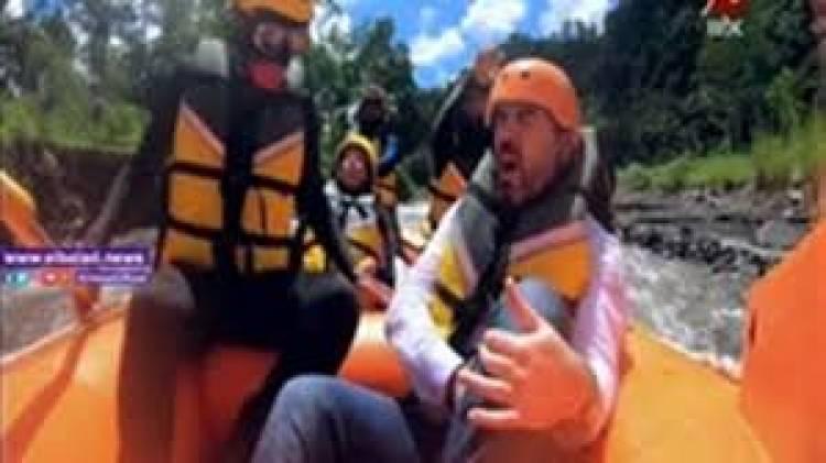 إصابة قويّة لوائل جسار مع رامز جلال