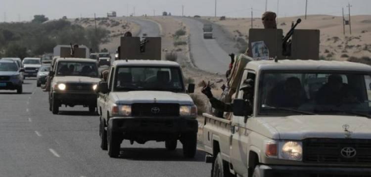 الحزام الأمني والمقاومة الجنوبية يتصديان لهجوم شنته المليشيات الحوثية على مديرية حجر بالضالع