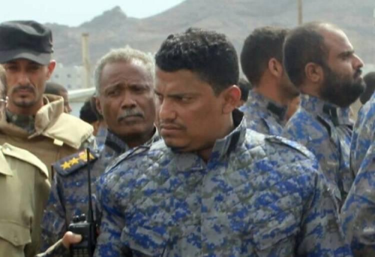 عاجل : استشهاد القائد شلال الشوبجي مدير أمن ميناء المعلاء