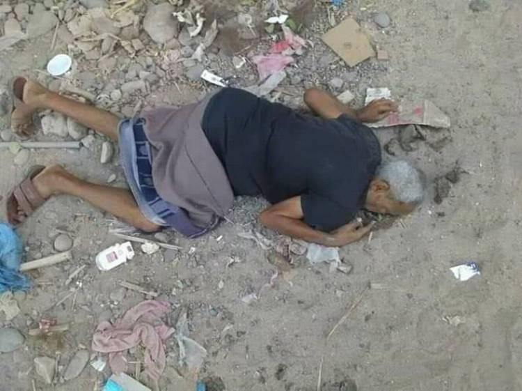 شرطة البساتين تعثر على جثة رجل مسن بعدن