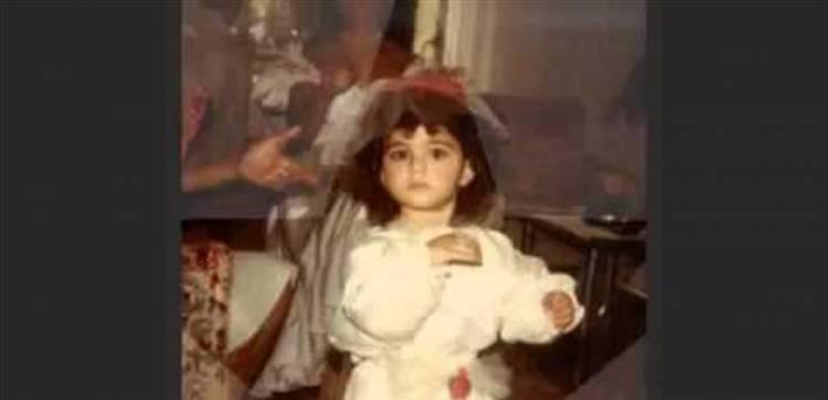 هذه الطفلة كبرت وأصبحت نجمة لبنانية شهيرة! (صورة)