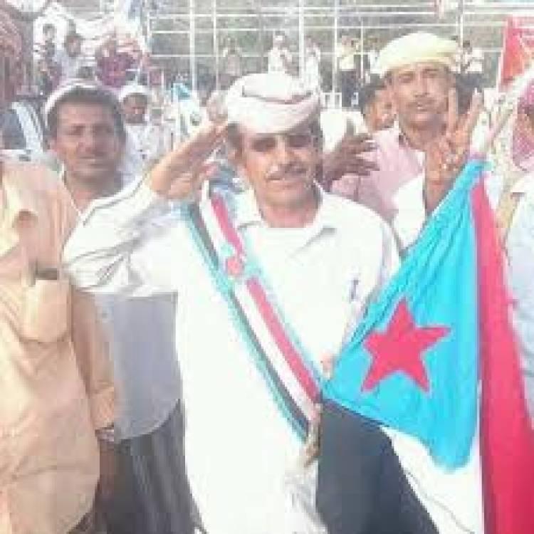 مديرعام مضاربة لحج في زيارة عيدية لأسرة الفقيد البرلماني عبده هزاع المشولي