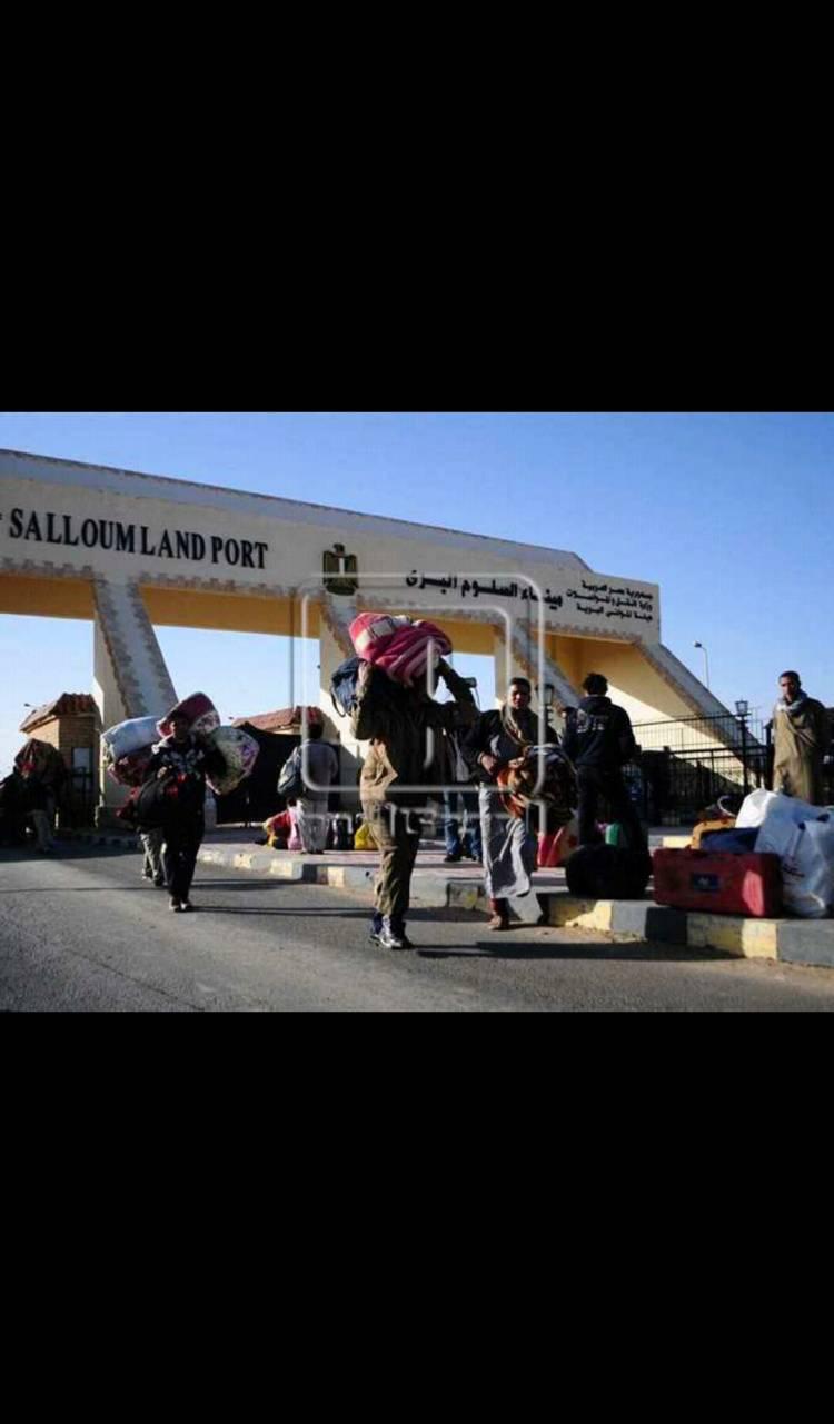 مصر ...إحباط محاولة تسلل 17 شخصًا إلى ليبيا