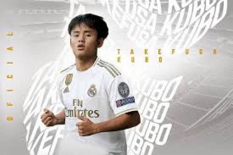 """ريال مدريد يؤكد تعاقده مع """"ميسي اليابان"""""""