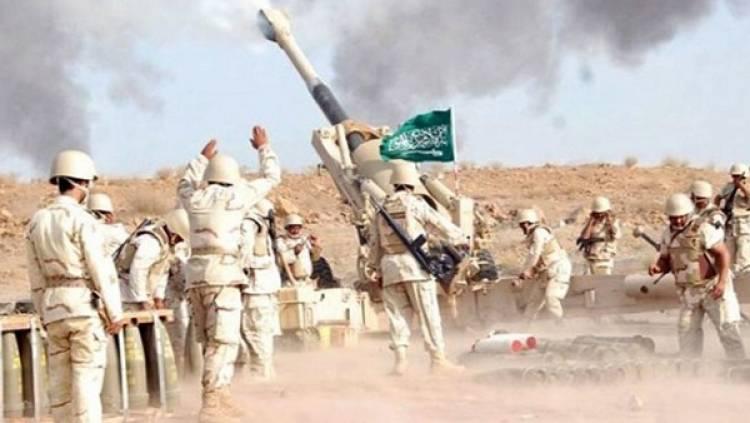 صعدة.. قصف صاروخي ومدفعي على مواقع وتجمعات المليشيا بباقم