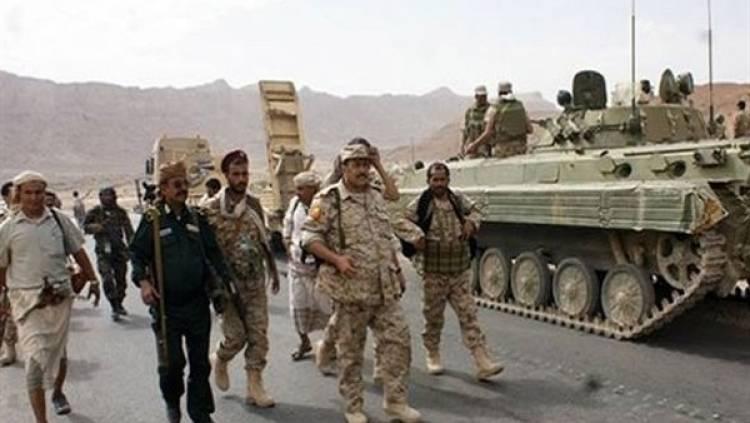 قوات العمالقة تتصدى لهجوم حوثي واسع وعنيف جنوب الحديدة