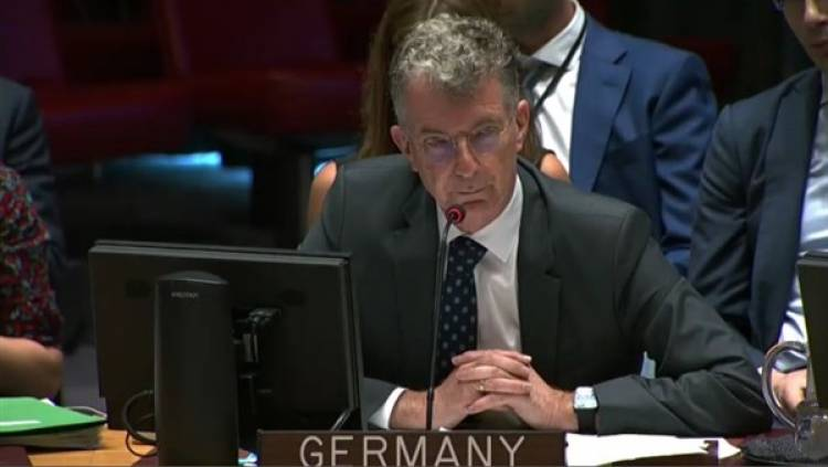 ألمانيا تعرب عن قلقها من نقل إيران لتكنولوجيا الدرون إلى الميليشيات الحوثية