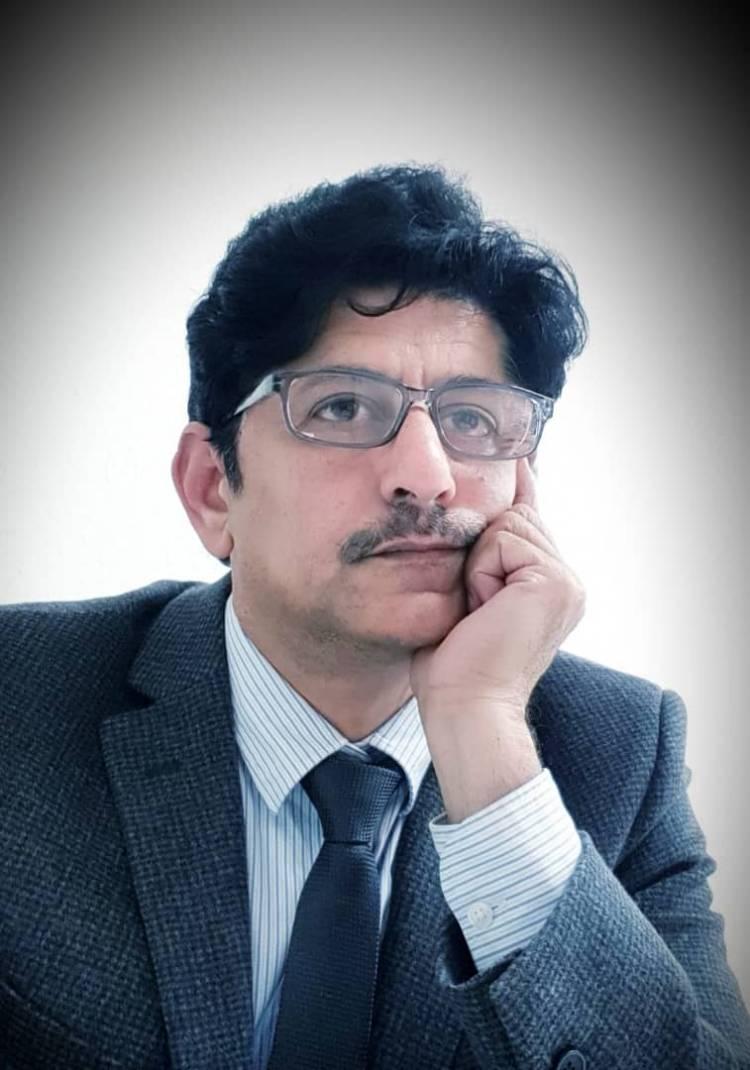 """رئيس دائرة العلاقات الخارجية للانتقالي الأستاذ  بن فريد يكتب """" بل هو مثلث العز و النصر ياهؤلاء .. !"""""""