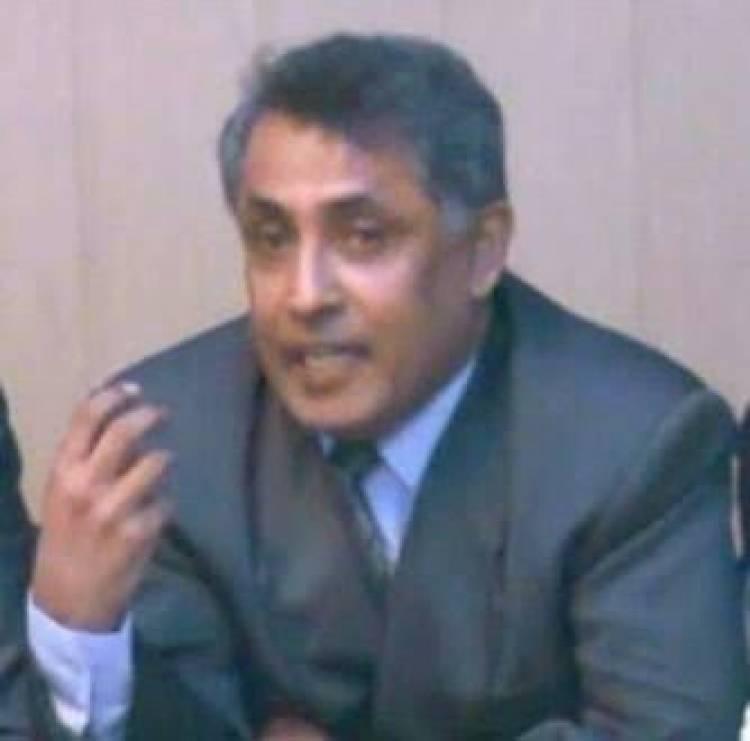 """الدكتور علي الزامكي يكتب لسماء الوطن مقالا بعنوان  """"دفن شرعية الرئيس هادي قبل تكديس الإرهاب في المنطقة"""""""