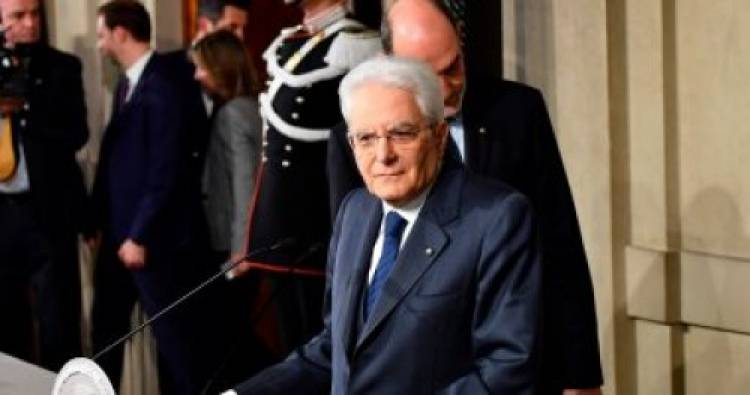 الرئيس الإيطالي يجتمع بنظيره النمساوي في فيينا