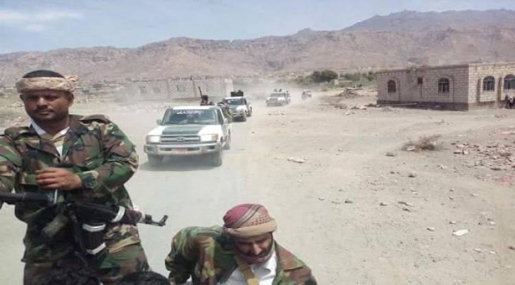 القوات الجنوبية ترسم مجد الانتصار امام جحافل #الحـوثي بجبهات شمال #الضـالع