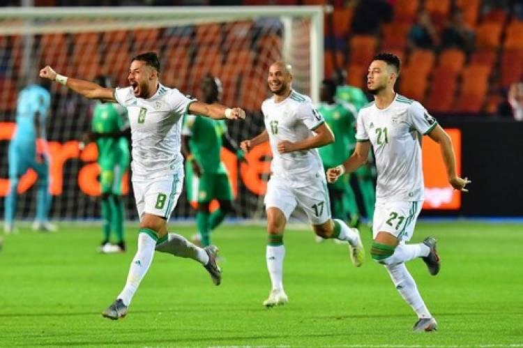 المنتخب الجزائري يهزم نظيره السنغالي ويحرز لقب كأس إفريقيا 2019