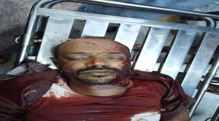 عاجل : إغتيال عادل دعدع  مالك مطاعم حمراء عدن