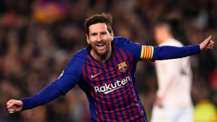 ميسي يكشف عن خطته مع برشلونة