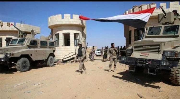 سلطات #مأرب الاخوانية تفرج عن عن قائد عصابة حوثية