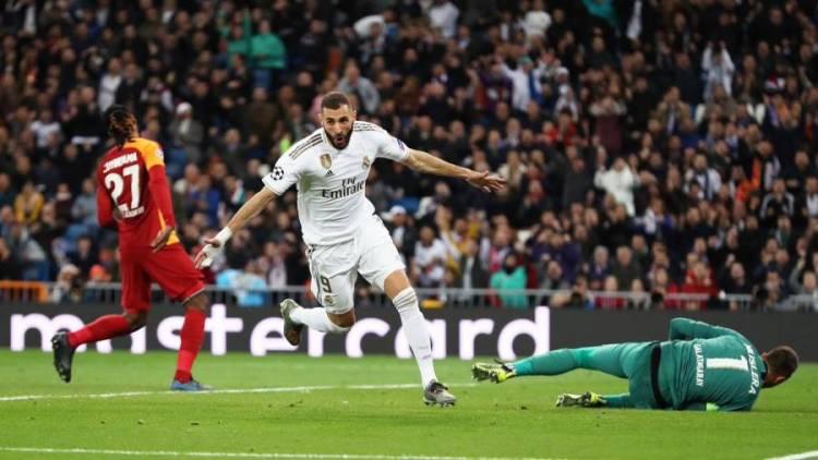 رقم قياسي جديد لكريم بنزيما مع ريال مدريد في دوري الأبطال