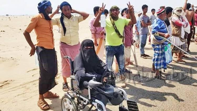 جرحى الحرب في عدن .. معاناة مستمرة بسبب الحكومة