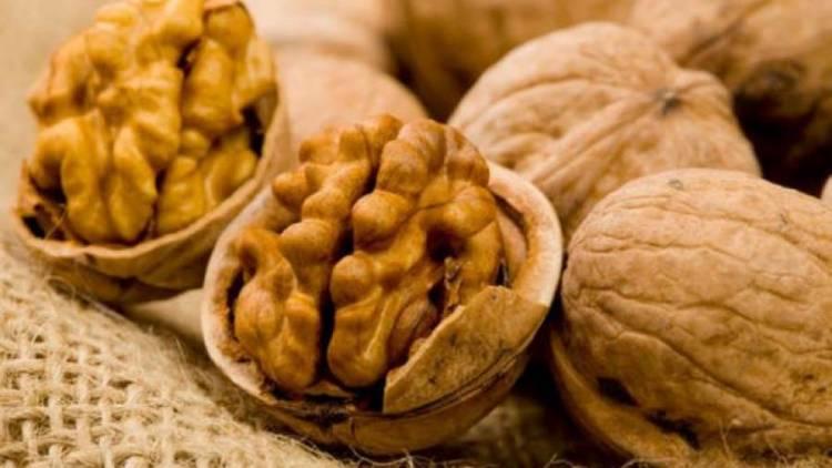 دراسة: أكل الجوز مفيد للصحة