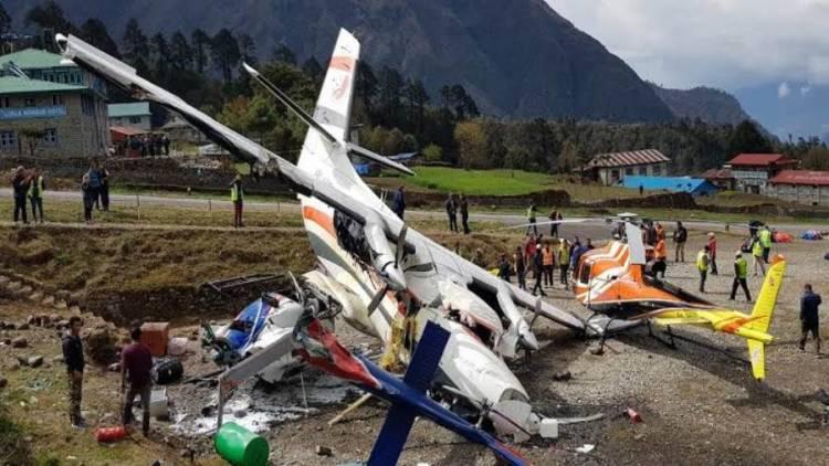 مقتل تسعة أشخاص وجرح 3 آخرين إثر تحطم طائرة أمريكية