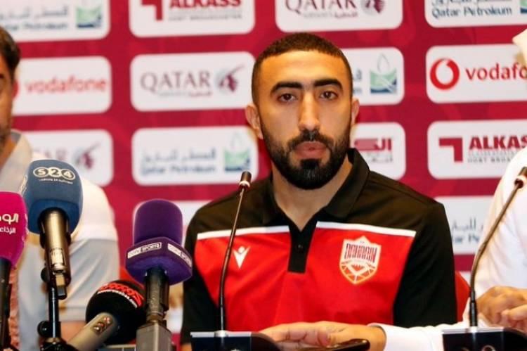 نجم البحرين: جاهزون لمواجهة الأخضر وهدفنا هو اللقب