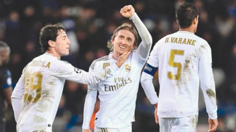 إقتراب نجمي ريال مدريد من الرحيل هذا الموسم