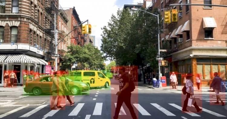كاميرات تستخدم الذكاء الاصطناعي للكشف عن الجرائم