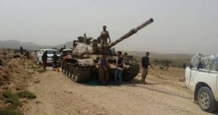 القوات الجنوبية تكبد مليشيات الحوثي خسائر فادحة في جبهة حيفان بتعز