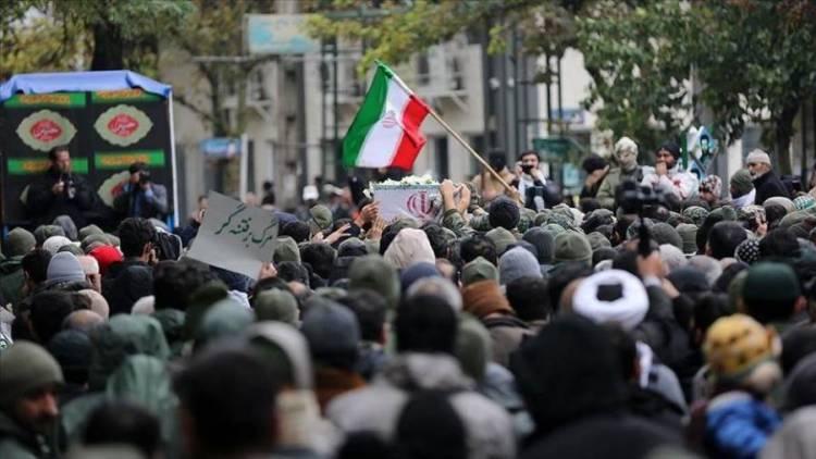 الأمم المتحدة تبدي قلقها إزاء العنف ضد المحتجين الإيرانيين