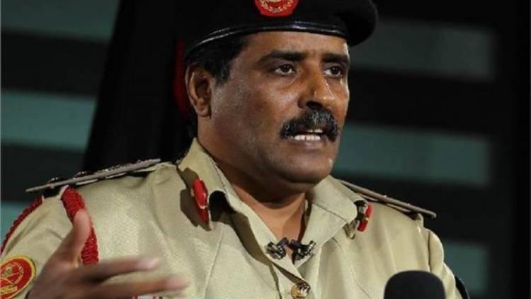 المسماري يؤكد استمرار معارك الجيش الليبي حتي تحقق أهداف الشعب