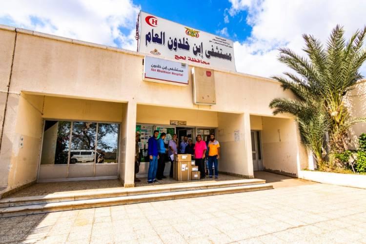 مستشفى إبن خلدون في لحج.. جملة شكاوي ضده من سوء الخدمات الصحية ونقص الكادر الطبي