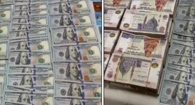 تفاصيل ضبط أكبر شبكة غسيل أموال في مصر