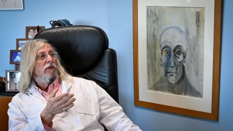 طبيب شهير يفجر أكبر مفاجأة سارة حول كورونا