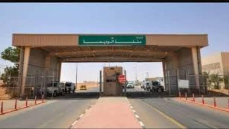 عبور 11 شاحنة منفذ الوديعة تحمل مساعدات اغاثية لعدد من المحافظات
