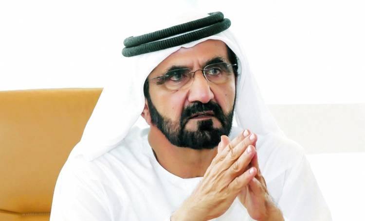 محمد بن راشد يعتمد هيكل حكومة الإمارات الجديد