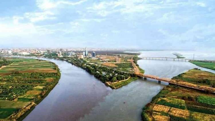 انحسار مفاجئ لمياه النيل وخروج 5 محطات من الخدمة بالسودان