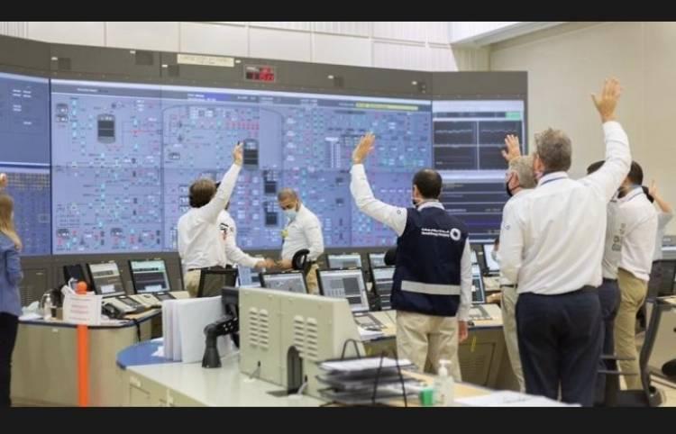 الإمارات تعلن رسميا تشغيل أول محطة للطاقة النووية في العالم العربي