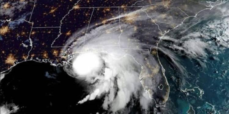 إعصار سالي يصل سواحل خليج المكسيك