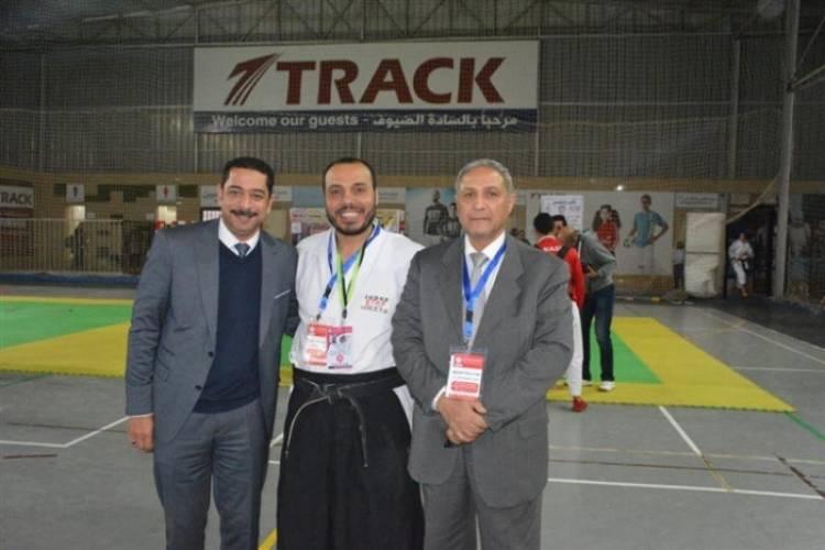 الكاراتية التقليدي ينظم بطولة الجمهورية العاشرة للموسم الرياضي 2020 – 2021