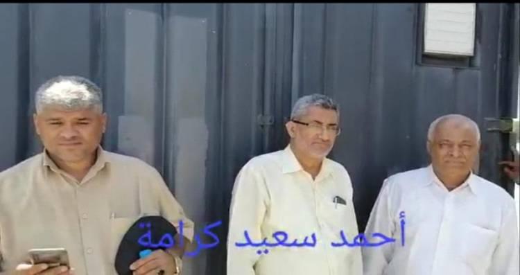 مسؤولون بكهرباء عدن ينشدون حل إشكالية موقع تركيب 20 ميجا