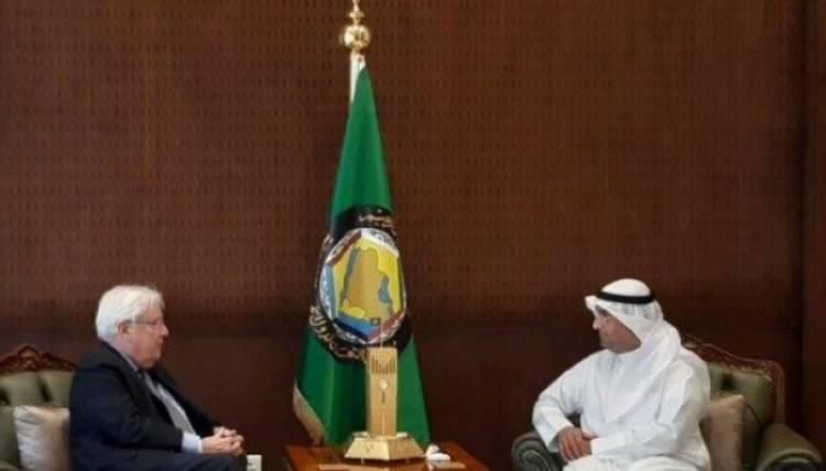 الامم المتحدة  ومجلس التعاون الخليجي يبحثان التطورات في اليمن