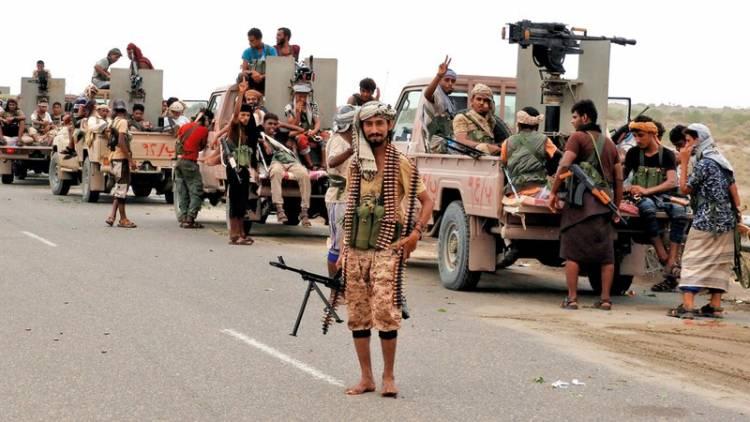 تقرير يرصد حالة التماهي بين إعلام الإخوان المسلمين والحوثي في الاستهداف الممنهج للقوات المشتركة وألوية العمالقة.