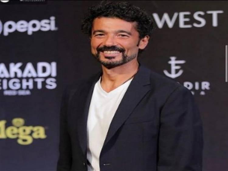 خالد النبوي يشيد بالفيلم الفلسطيني 200 متر