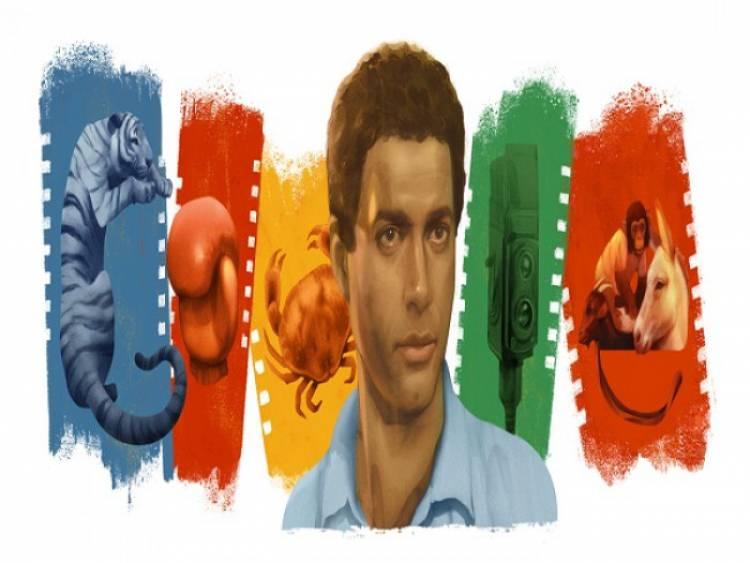 منصة جوجل تحتفي بذكرى ميلاد الفنان المصري أحمد زكي