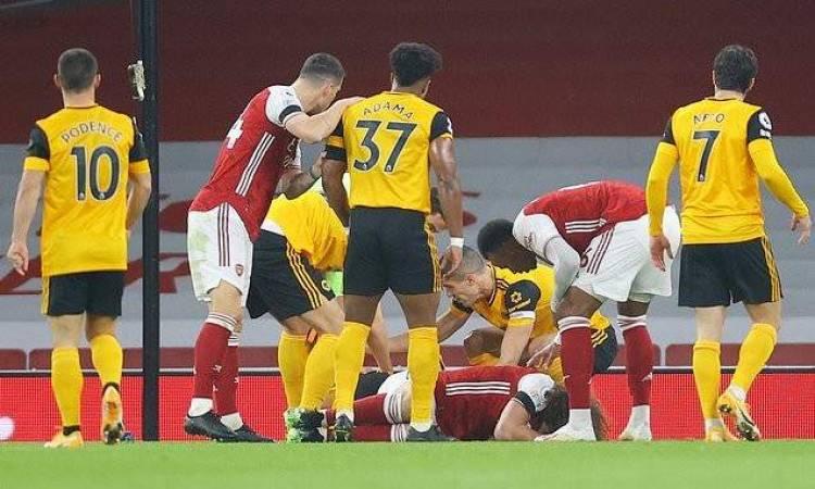 الدوري الإنكليزي: ارسنال يسقط على أرضه أمام وولفرهامبتون