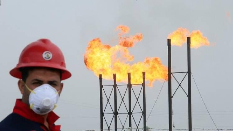 العراق: عام 2023 سيشهد انتهاء عملية الغاز المحترق